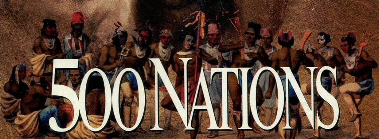 500 Naciones – the Story of the Native Americans Part 1